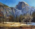 Christmas Morning in Yosemite 2002