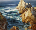From the Shores of Point Lobos
