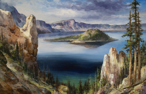 Crater Lake: Still Waters Run Deep