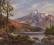 Mount Shasta Paintings