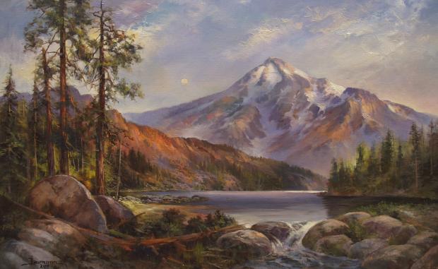 Mount Shasta, Illusion of Grandeur