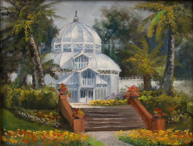 Golden Gate Park Arboretum