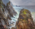 Whaler's Cove: Values & Aerial Perspective