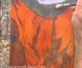 Plein Air Painting Stefan Baumann Yellowstone National Park