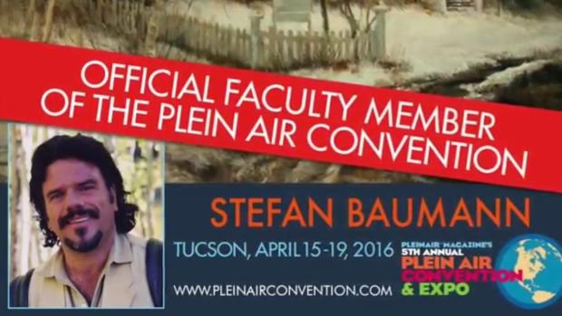 Plein Air Convention 2016