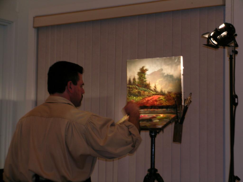 Oil Painting Classes San Jose