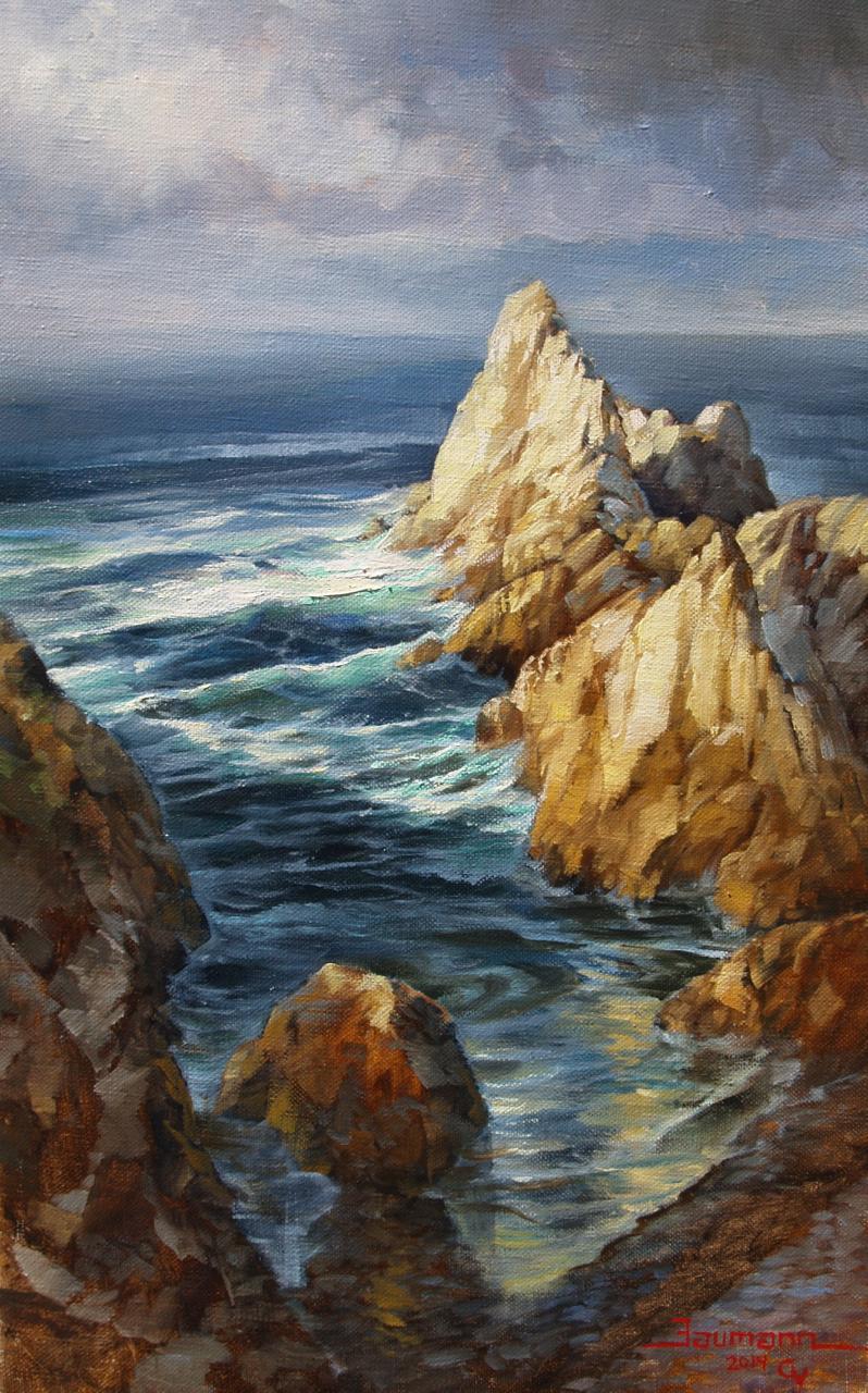 From The Shores Of Point Lobos Stefan Baumann